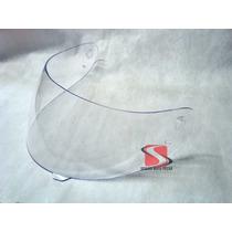 Viseira Agv K3 K4 Street 8 Cristal C/ Tratamento Anti Risco