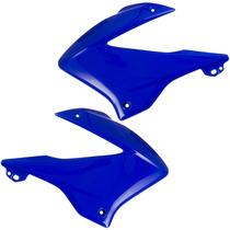 Aba Do Tanque Honda Bros Nxr 125 150 2003 À 2008 Azul