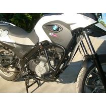 Protetor De Motor E Perna C/pedal Bmw G 650 Gs /sertão Até14