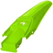 Paralama Traseiro Nova Honda Crf230 2015 Pro Tork Verde