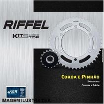 Kit Coroa Pinhão Riffel Yamaha Xt 660 04/09