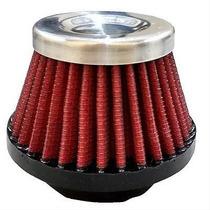 Filtro De Ar Esportivo 43mm Vermelho Titan 150/cbx 200 Dt...