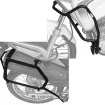 Kit Yamaha Tenere 250 Suporte Baú Lateral Protetor Pedaleira
