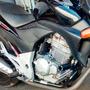 Slider Motos Cb 300r Cb 300 Cb300r Honda Carbon Dianteiro