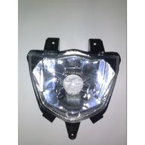 Bloco Óptico + Carenagem Farol Yamaha Xtz 125 09/14