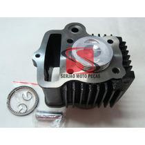 Cilindro Motor Kmp Shineray Xy50 C Pistão Anéis Aumento 70cc