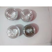 Lente Do Piscas, Seta Suzuki Intruder 125 Cristal Kit C/ 4