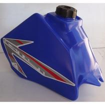 Tanque Para Xr 200, Xlr 125, Nx 150/200/ Gilimoto- Azul