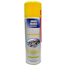 Graxa Branca Spray Moto Nautica Carros - 300ml