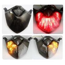 Lanterna Traseira Led Fume Kawasaki Z1000/ Z750/ Zx6r/ Zx10r