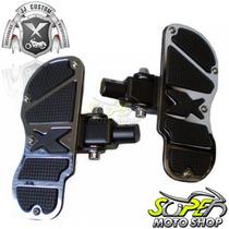 Plataformas Traseira Fixa Mod Sport Xl 883 Blackline Harley