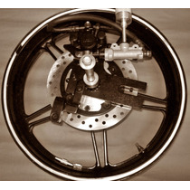 Kit De Freio Traseiro Cb300-cbx250twister C/disco Completo