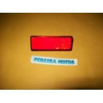 Refletor Do Paralama Traseiro Vermelho Yamqaha Virago 250