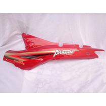 Rabeta Esquerda Vermelha Shineray Phoenix Gold 50cc