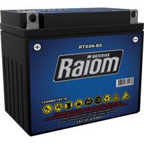 Bateria Moto Rtx8n-bs Yes 125, Intruder 125, V-blade, Suzuki