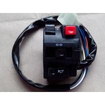 Interruptor Punho Luz Ld Esq Honda Titan125 00/04 Fan 125 Ks