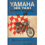 Manual Do Proprietário Moto Yamaha 125 Yas1 Década 70