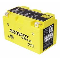 Bateria Motobatt Gel Mtx7a Suzuki An Burgman 125 / Vz400