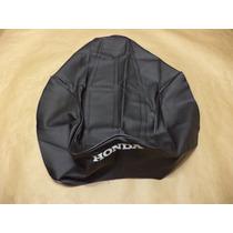 Capa De Banco Honda Cg 125 83 Ate 89 Com Escrita Honda