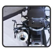 Suporte Baú Lateral+bagageiro Bmw F800gs Scam P/givi Monokey