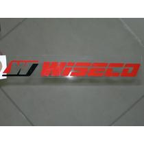 1- Adesivo Vinil Wiseco Carro Moto Tunning Competição Pistao