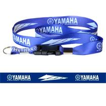 Chaveiro Com Fecho Yamaha