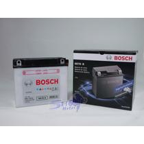 Bateria De Moto Bosch Nx-350 Sahara 1990 Até 1999 7 Amperes