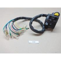 Interruptor Farol /pisca (chave Luz) Cg / Ml / Turuna -00338