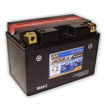 Bateria Moura Ma9-e Suzuki Boulevard 800 Bandit 1250 Vblade