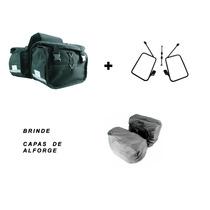 Kit Alforge Lateral + Afastador Tenere Xt 660 Brinde Capa