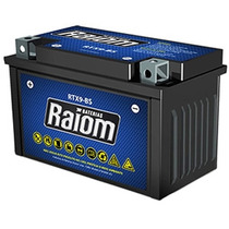 Bateria Selada Rtx9-bs Dafra Kansas 150 - Raiom