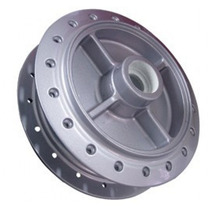 Cubo Roda Titan 150 2004 A 2013 Traseiro+raio 4mm