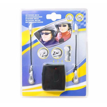 Intercomunicador Moto Capacete P Ipod Mp3 - Voyager Wxd-wi10