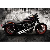 Escapamento Harley 883 1200 Furia Harley Davidson