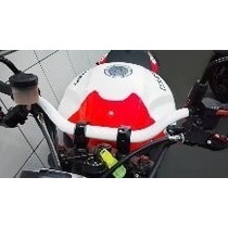 Guidao Esportivo Xj6/hornet/bandit/cb 300/fazer N Oxxy Branc
