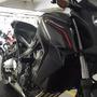 Slider Motos Dianteiro Carbon Honda Cb 650f Cb650f 2015