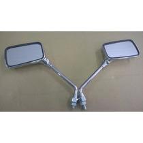 Espelho Retrovisor Mini Twister/cbx 250 Adaptavel Honda!par