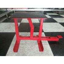 Cavalete Central Para Motos/modelo Elevador
