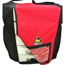 Bolsa/mochila Entregar Marmitex 24 Delivery Termica Completa