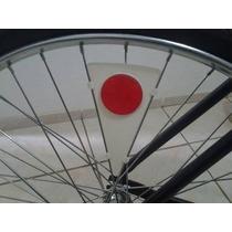 Refletor De Raio Para Bicicleta Antiga. Par