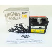Bateria De Moto 12v-5ah M.marel 125/150 Bis/fan/cg Titan Es