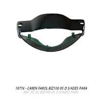 Carenagem Farol Biz100 2005 Verde S-adesivo
