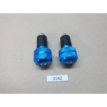 Peso Guidao Universal - Azul - Par - 03142