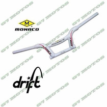 Guidao Drift Baixo Mod. Monaco G7 Racing Bike Motos Cores!!