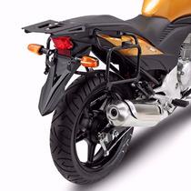 Suporte Lateral Givi Pl1116 P/ Baú Moto+ Bagageiro + Bau E21