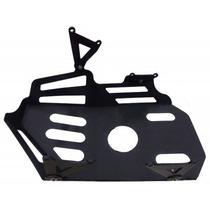 Protetor De Carter Em Chapa De Aço Suzuki Vstrom 1000 2015