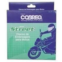 Disco Embreagem Cobreq Honda Biz125 Cc