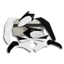 Kit Plasticos Yam-yzf 450 11-13 Branco/preto Rtech