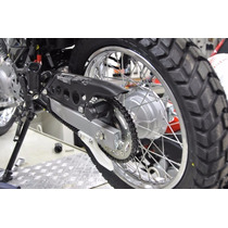 Trava Moto Coroa Versátil Honda Nxr 150 Bros