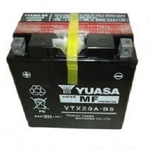 Bateria Ytx-20a-bs Honda Xl1000 Yuasa
